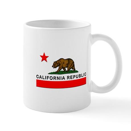 California Republic Mug