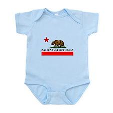 California Republic Infant Bodysuit
