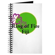 Ring of Fire Hibiscus Journal