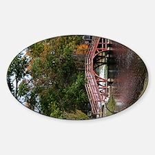 Elm Park Bridge, Worcester, Massachusetts 3 Sticke