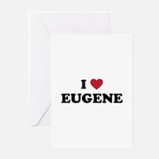 EUGENE.png Greeting Cards (Pk of 20)