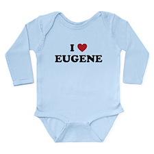 EUGENE.png Long Sleeve Infant Bodysuit