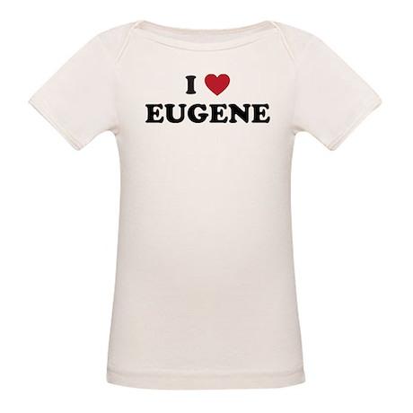 EUGENE.png Organic Baby T-Shirt