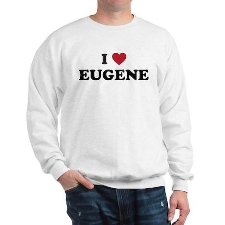 EUGENE.png Sweatshirt