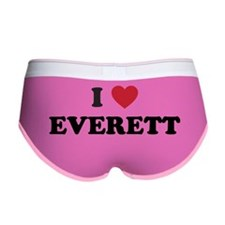 EVERETT.png Women's Boy Brief