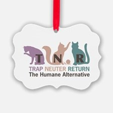 Trap Neuter Return Ornament