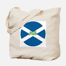 Scots 4 PEACE Tote Bag