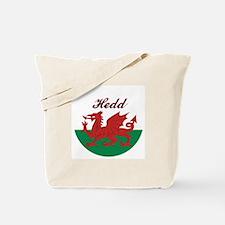 Welsh 4 PEACE Tote Bag