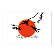 Ring of Fire Eagle Postcards (Package of 8)