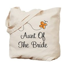 Aunt of the Bride Gift Tote Bag