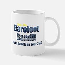 Barefoot Bandit Tour Mug