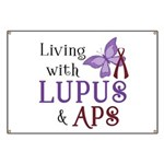 Living with Lupus APS Banner