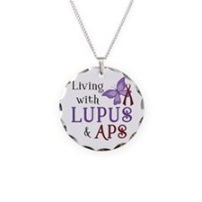 Living with Lupus APS Necklace