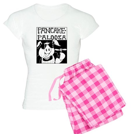 Pancake Palooza Women's Light Pajamas