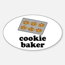 Cookie Baker Decal