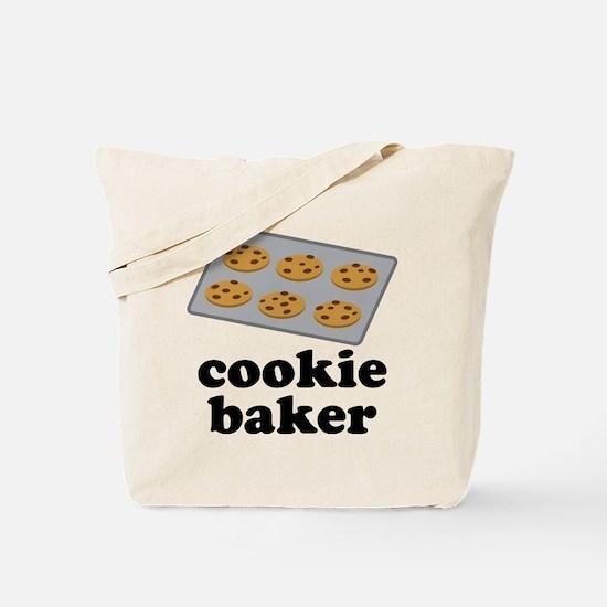 Cookie Baker Tote Bag