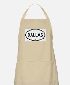 Dallas (Texas) BBQ Apron