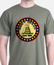 """Don't Tread On Me!"" T-Shirt"