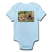 LION FAMILY Infant Bodysuit