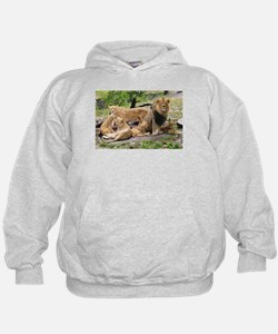 LION FAMILY Hoodie