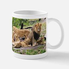 LION FAMILY Mug