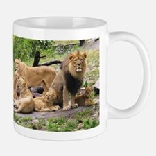 LION FAMILY Small Small Mug