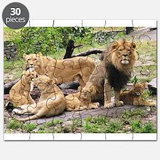 LION FAMILY Puzzle