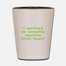 Acoustic neuroma brain tumor - Shot Glass