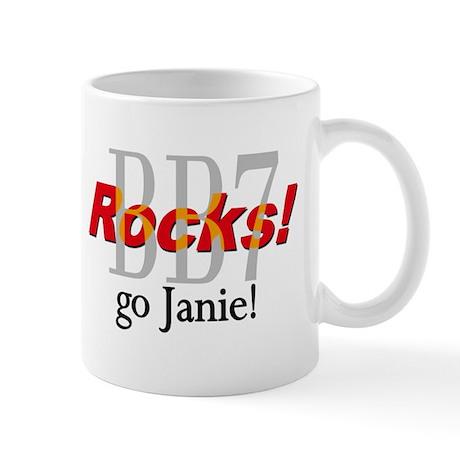 Go Janie! Mug
