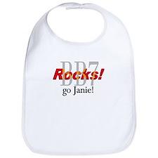 Go Janie! Bib