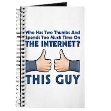 Internet Thumbs Journal
