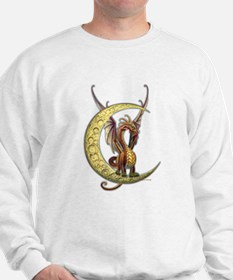 Moon Dragon Sweatshirt