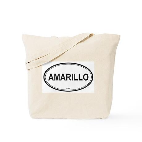 Amarillo (Texas) Tote Bag