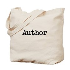 Author Tote Bag