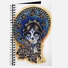Sombrero Skull Journal