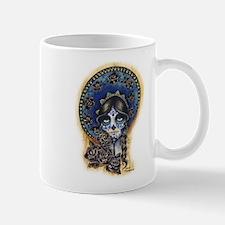 Sombrero Skull Mug
