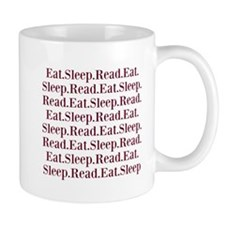 Eat.Sleep.Read Mug