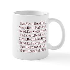 Eat.Sleep.Read Mug