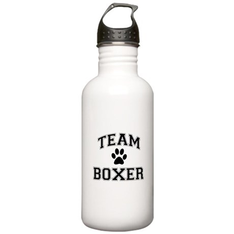 Team Boxer Stainless Water Bottle 1.0L