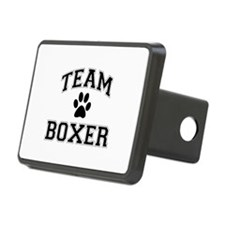 Team Boxer Hitch Cover