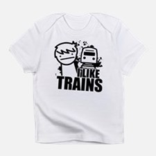 I Like Trains! Infant T-Shirt
