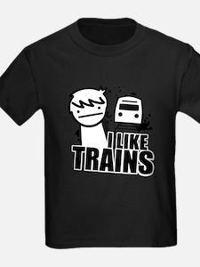 I Like Trains! T
