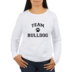 Team Bulldog Women's Long Sleeve T-Shirt