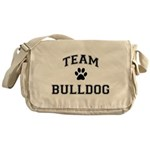 Team Bulldog Messenger Bag