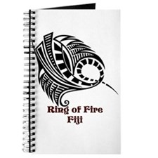 Ring of Fire Manta Ray Journal
