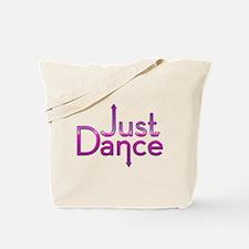 Just Dance Tote Bag