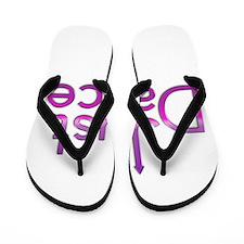 Just Dance Flip Flops