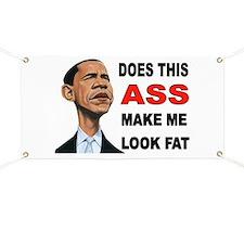 FAT BARACK Banner