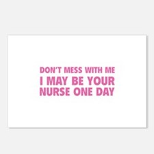 Don't Mess With Me Postcards (Package of 8)