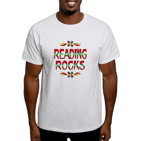 Reading Rocks Light T-Shirt